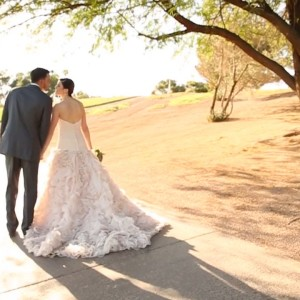 Kasey + Anthony:) Canyon Gate…